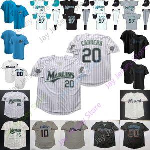 Miami Jersey 57 Elieser Hernandez 49 Pablo Lopez 31 Caleb Smith 27 Brandon Kintzler 13 Sean Rodriguez Francisco Cervelli