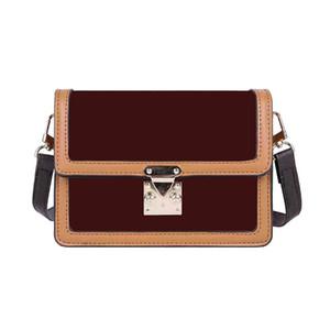 2020 новый горячий продажи бренда дизайнер бренда высокого качества моды сумка модный кожаный дамы Хозяйственная сумка плеча сумку кошелек