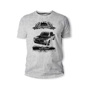 American Classic Muscle Car Malibu Captiva 1970 Jeune horloge Old timer Herren 2020 O-Neck T-shirts Tops hommes 100% coton à manches courtes