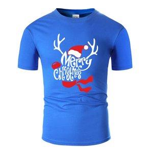 Yeni Moda Merry Christmas Tişört Doğal Ünlü Yeşil Ordu Men and Women Tshirts 2020 Büyük Boyut 3XL 4XL 5XL