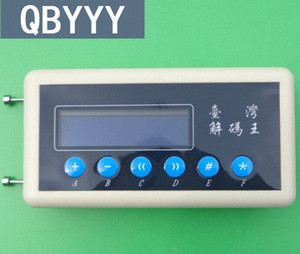QBYYY 1шт 433Mhz дистанционного управления сканером код 433 Mhz Код Detector ключ копир g8ky #