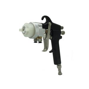 free shipping double 1.3mm nozzle pressure spray gun Nano chrome painting dual head Air pneumatic pressure sprayer