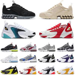 حذاء رياضي Zoom X Spiridon Caged للرجال والنساء للركض Fossil أسود رمادي أبيض أخضر أحمر لامع الصبار في الهواء الطلق أحذية رياضية 36-45