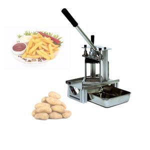Fries CE casa francese in acciaio inox Potato Chips Striscia taglierina selettore rotante Chips fa macchina utensile Potato Cut Strumenti