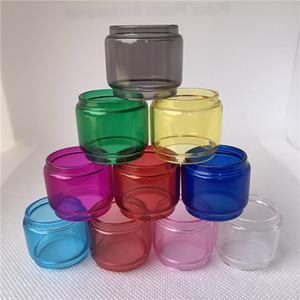 Estendido Lâmpada Tubo de vidro colorido Smok TFV9 Vape caneta 22 luz Edição kit Brit Um Mini tanque Flavor 2 ml 4 ml 5 ml 6,5 ml