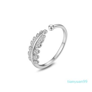 Hot Sale designer ring jewelry love rings women 925 sterling silver fashion All-match Suitable for Social gathering party anillos sets