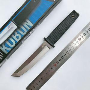 Горячие предложения Холодная сталь 17T Kobun Tanto Point Point Blade Blade Выживание Выживание Прямые ножи Утилита Фиксированная лезвие Кемпинг Нож EDC Tool