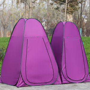 Multi-use Outdoor Bath Shower Bath Warm Tent Automatic Thickening Household Dressing Mobile Toilet Fishing Cover Package