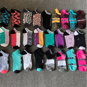 Nova moda preto Mulheres Meninas Tornozelo Cotton Socks meias curtas Quick Dry Adult Sports Socks Basketball adolescentes Cheerleader Sock