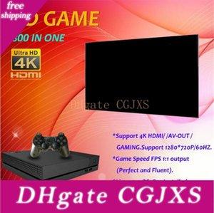 Hdgame Konsolen 4k TV Video Hdgame Console Unterstützung HDML- TV-Ausgang Shop 800 Spiele für GBA Fc Md Spiele mit Kleinkasten
