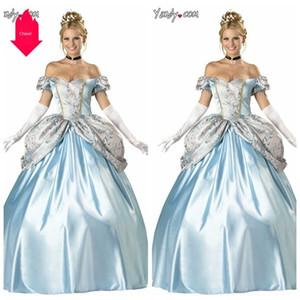 servizio di bianco costume servizio KUrLd costume Corte Sisi Halloween neve Princess princess costumeCinderella cosplay