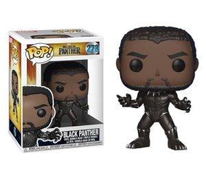 Funko POP Original Black Panther ERIK SHURIi nakia Sammlung Modell Kinder Spielzeug Vinyl X-Men Action-Figur Spielzeug für Chlidren