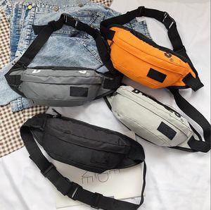 Erkekler Fanny Telefonu Çanta cüzdan Harf Bel Çantası Erkekler Kadınlar Tuval Çanta Kemer Moda Günlük Kemer Kılıfı Kadın Gezi Muz valizini topla yazdır unisex