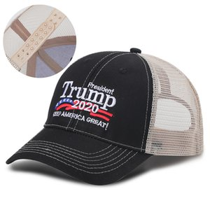 New Donald Trump Cap USA Baseball Caps US Election Make America Great Again President Hat 3D Embroidery Hats DHL Free Shipping BEE1899
