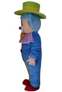 2020 High quality hot Clown mascot costume Adult size Clown mascot costume for Halloween party event