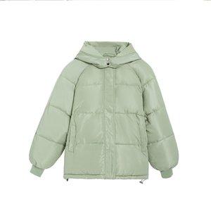 Женская Parkas зимняя куртка женщины 2021 женский корейский стиль куртки для пальто женщины одежда 1902K42Y WPY832