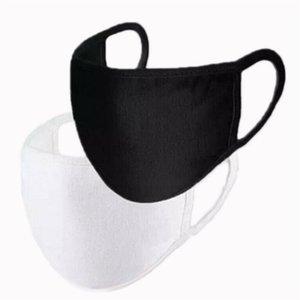 2020 Yeni Anti-Toz Toz Koruyucu Pamuk Ağız Yüz Siyah Moda Yüksek kalite giymek Unisex Bay Bayan Bisiklet Caps Maske