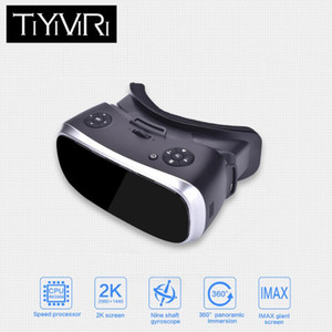 Todo en un auricular Acciones Quad Core Inmersive Glass 3D Realidad Virtual Auriculares para PS4 One Game Console