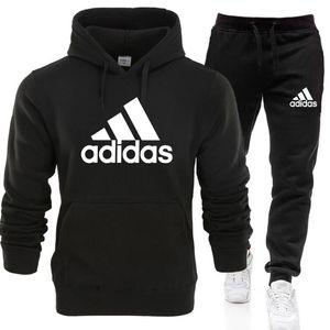 Adidas Atacado Marca Camuflagem compressão shirt roupas longas luva T + Leggings fitness Define Quick Dry Crossfit Moda Suits S-3XL