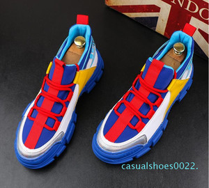 2019 Plus Size 38-43 Fashion Men Driving Shoes Slip On Breathable Casual Boat Moccasin Loafers Mens Spring Men Shoes c22