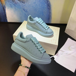 20SS Luxury Platform Designer Shoe Triple Oversized Men Women Casual Sneaker Party Full Dress Calfskin Leather