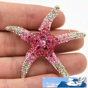 New arrival delicacy starfish Women Brooch Clothing accessories Pins Party Prom Women pin 147