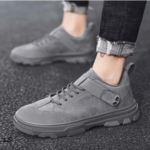 С бесплатными носками черные коричневые серые мужчины повседневная обувь мужские тренеры на открытом воздухе моды спортивные кроссовки дышащие бежевые кроссовки 39-44 7897