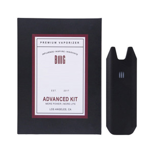 Hot BIG Stiizy erweiterte Kit Vape Pen-Batterie-Akku Starter Kit für Vaporizer Thich Oil Cartridge Flach Pods USB Charging