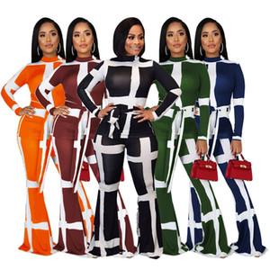 Women Casual 2-teiliges Set Anzug Sexy Zweiteiler Top und Hose Weibliche Festival Kleidung Partei-Verein-Outfits Passende Produkte