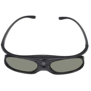 Occhiali 3D Active Shutter Glasses proiettore ricaricabile per DLP-Link 3D proiettori Optoma per Acer ViewSonic Sharp Dell