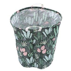 Wäscherei Wasserdicht Home Cloth Lagerung Bekleidung Eimer Dirty Linen Large Cotton Korb Größe vtyjq gardens2010