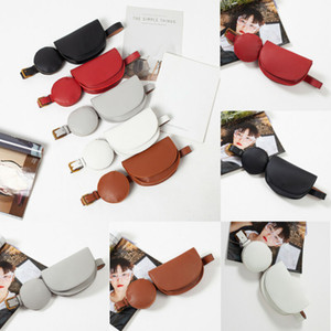 Femmes Vintage taille Fanny pack PU Sac ceinture imperméable taille poitrine Tote Sac mode Casual multifonctions filles Sac Ceinture Voyage