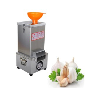 LEWIAO 2020 New arrival25kg h Stainless steel 180w commercial garlic peeling machine electric garlic peeler price