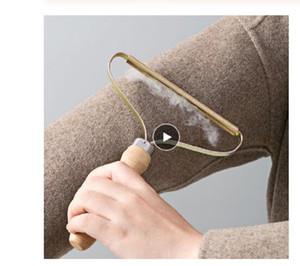Mini portable anti-peluches Fuzz tissu rasoir pour le chandail de laine manteau vêtements Fluff outil Pinceau tissu rasoir anti-peluches de fourrure Remover