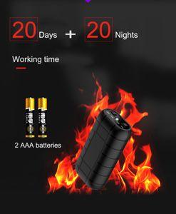 Recorder B800 Mini Digital Voice 20 Dias 500 Hours HD Noise Reduction Dictaphone Pen Suporte Lanterna clipe Adsorb magnética