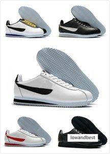 на открытом воздухе кроссовки Cortez Нового 2020 Zapatillas HOMBRE Кортеса для мужчин и повседневная обувь женские белые кожаные мужские S 36-45