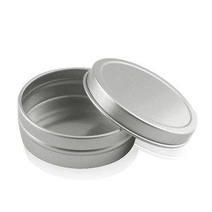 Caso Crema cerataL'azienda Piccolo argento di immagazzinaggio della scatola di caso dell'organizzatore Per battere moneta Candy chiavi in alluminio Box Toy Box Linea Pesce
