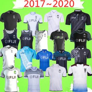 2017 2019 2021 Fiji Rugby League Cup JERSEY Mundial Sevens camisola calções lembrança Edição herói Vintage colete Crianças Set desgaste formação tshirt