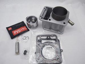 A310 Zylinderkolbenringe Set-Top-End-Kit für CG175 Motorrad-Teile für wassergekühlte Maschinenzylinder CG 175 Sets WKvl #