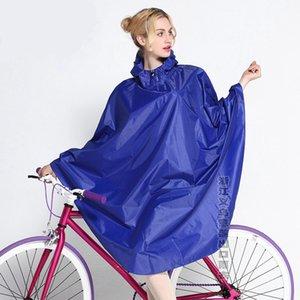 estudiante de moda de Corea Capa impermeable / poncho impermeable estudiante de moda de Corea Capa de la bicicleta de la bicicleta de la bicicleta / poncho