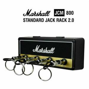 Chiave di archiviazione per Marshall altoparlante chitarra Jack II Rack 2.0 portachiavi parete Portachiavi Amp regalo standard Vintage elettrica