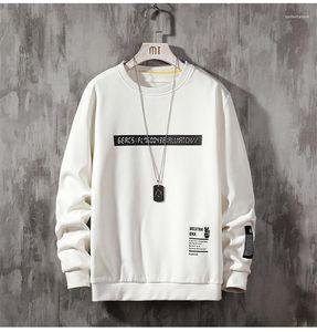 Sleeve Hoodies Mens Pullover Regular Length Sweatshirts Letters Mens O Neck Designer Hoodies Spring Autumn Long