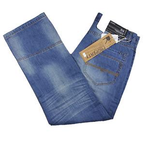 Mountainskin Fashion Streetwear Retro Denim Men's Pants Hiphop Old Jeans Male Casual Loose Plus Size JA463 MX200814