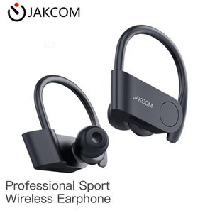 JAKCOM SE3 Deporte sin hilos del auricular caliente de la venta de reproductores de MP3 como frascos de vidrio pepsi dones VCD