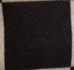 Lettera cuscino in morbida lana cuscino può abbinare con la lettera la coperta domestica di vendita calda Cuscino decorativo grigio nero arancio