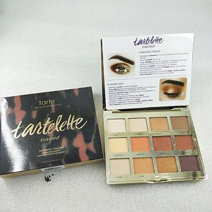 HOT Retail Link Dropshiping best in Bloom Clay Palette 12 Colors Eye Shadow High Performance Naturals dhl free shipping