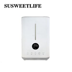 SUSWEETLIFE Household bedroom air humidifier family pregnancy baby old mute spray timing regulation function 220V