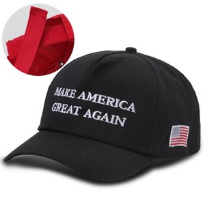 Hot sales Donald Trump Baseball Cap Make America Great Again Hat Embroidery keep America Great hat Republican President Trump caps GWF623