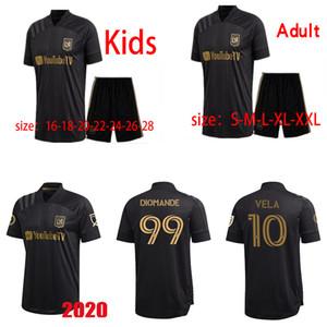2020 2021 LA Galaxy Los Angeles FC трикотажных изделий футбола VELA CHICHARITO MLS Майами CF 20 21 Рубашки футбольной