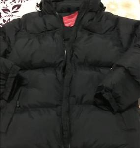 2019Classic Marka Erkekler Kış Açık beyaz ördek Ultra hafif Aşağı Ceket adam erkek Hafif ceket Parkas M-XXL dış giyim Aşağı Coat kapüşonlu